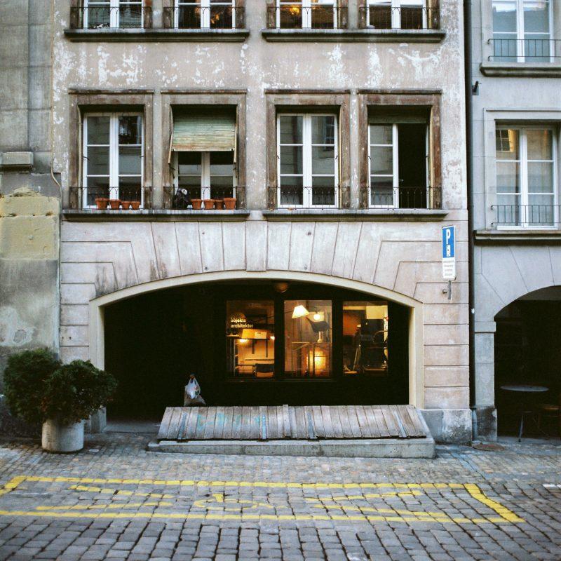 Bern Old Town 2