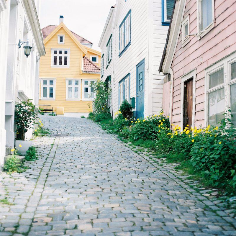 Bergen Houses 1