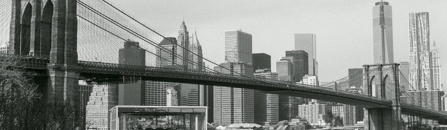 Black and White New York